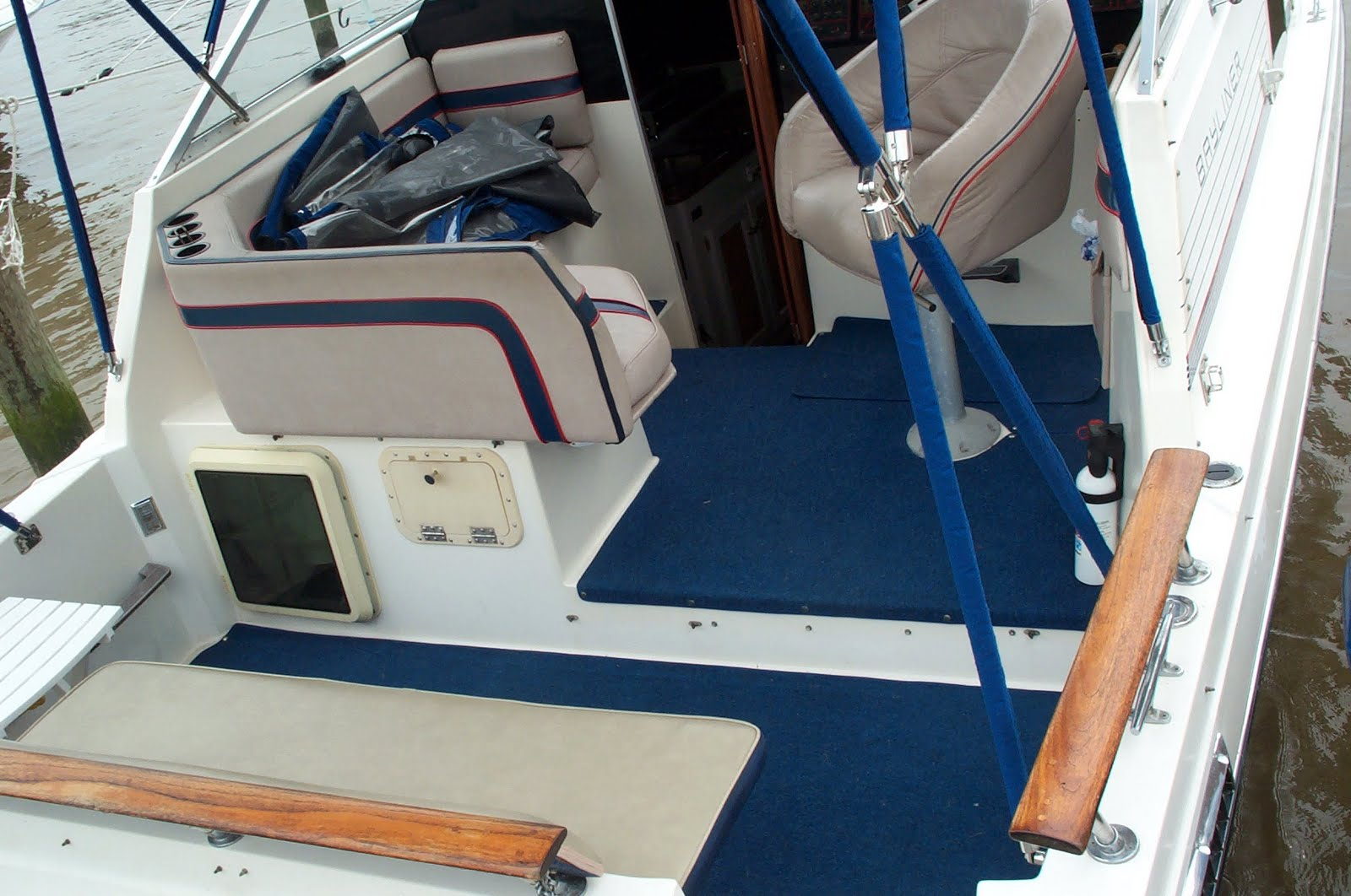 Options For Marine Boat Deck Carpet Replacement My Boat Life