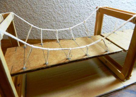 Wow Keren Cara Buat Replika Jembatan Dari Stik Es Krim