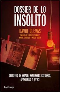 Dossier de lo Insólito - David Cuevas