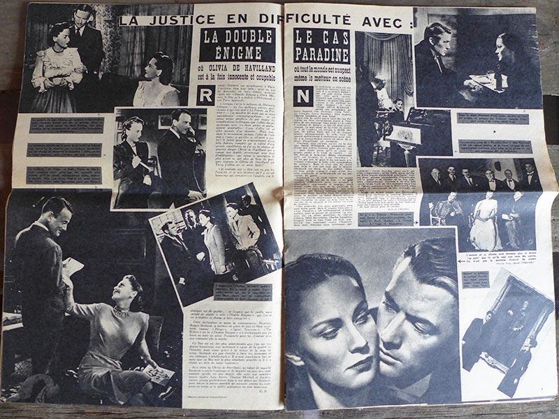 cinéma des années 40/50