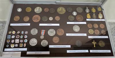 Exposición Asturias en un sello