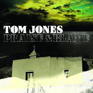 Cd  Tom Jones-Praise & Blame COVER