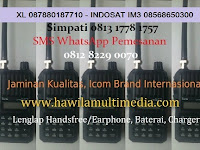Sewa HT, Rental Handy Talky, Sewa Walkie Talkie Murah Jakarta