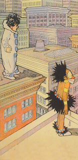 Little Nemo in Slumberland, 22. September 1907
