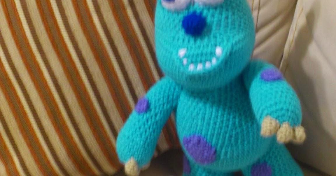 Sullivan Monster Inc Crochet Amigurumi | Amigurumi | 605x1152