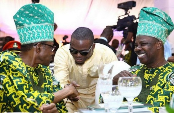 Olamide Meets President Buhari and the unexpected Happened