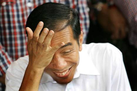 AMARA: Djoko Tumbal Dari Ketidakmampuan Jokowi Mengurus Negara
