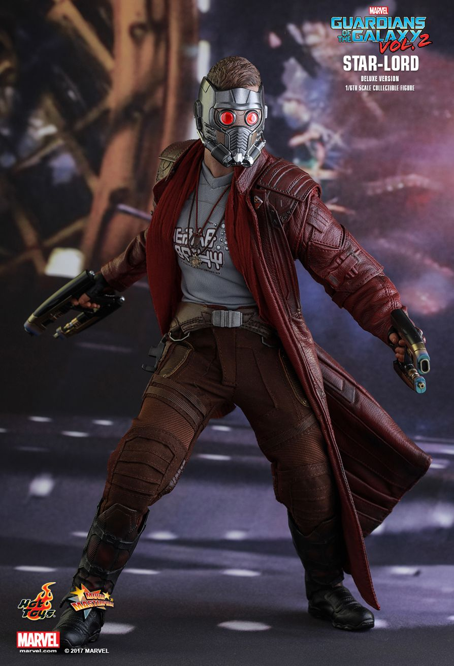 GUARDIANS OF THE GALAXY VOL.2 - STAR-LORD (Deluxe Version) 2