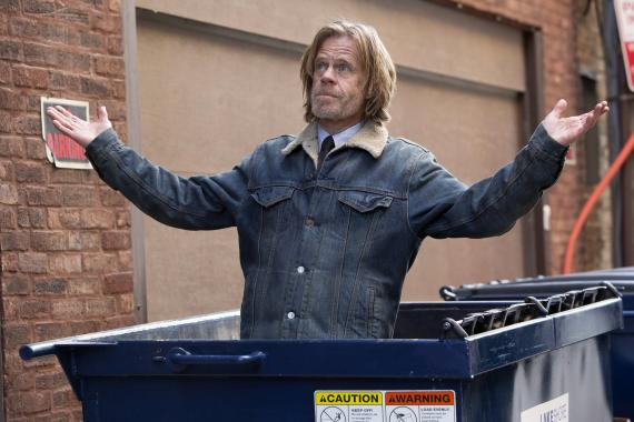 Frank Gallagher - Hate Group Leader