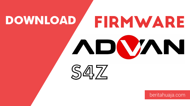 Download Firmware Advan S4Z PAC And CPB