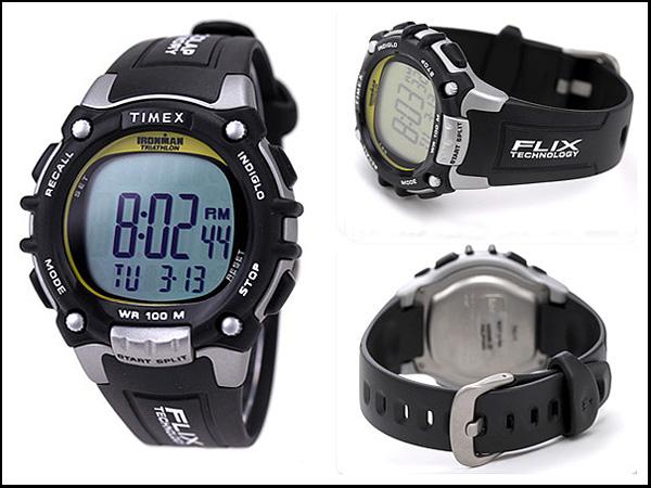 Timex Ironman 100 Lap Watch Instructions