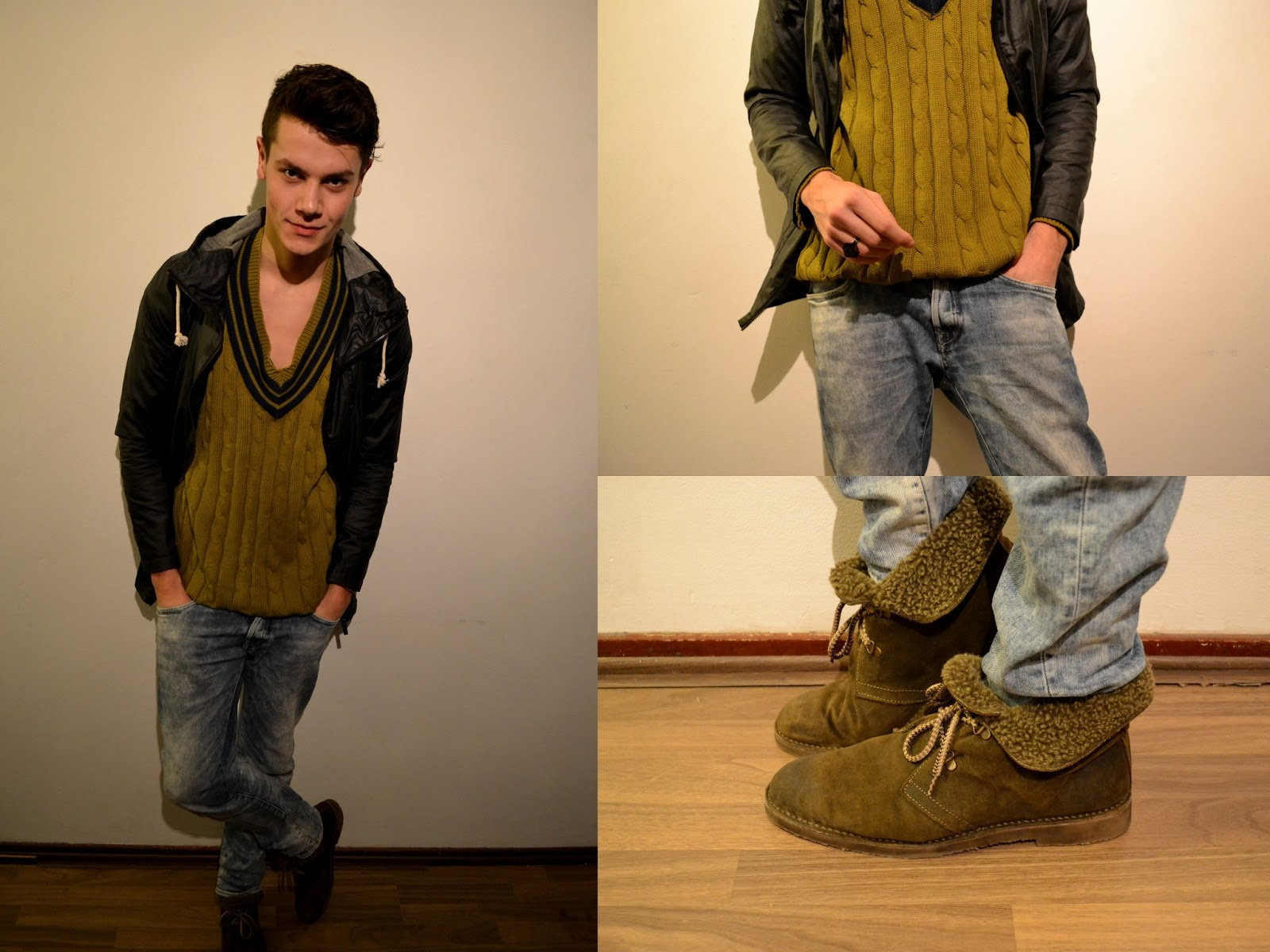 8mm Jeans By Merks Day 17 Outfit 17