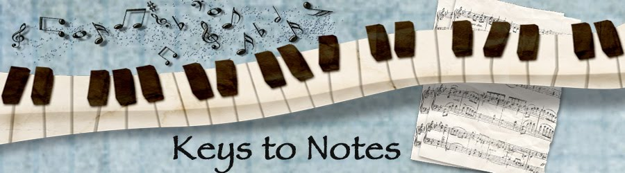 Keys to Notes