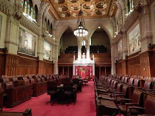 Senado canadense