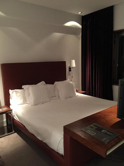 Quarto com cama king, Hotel UR Palacio Avenida, Palma de Mallorca.