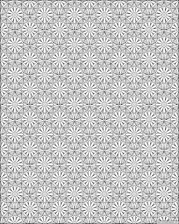 Pattern page to color- available in jpg and transparent png