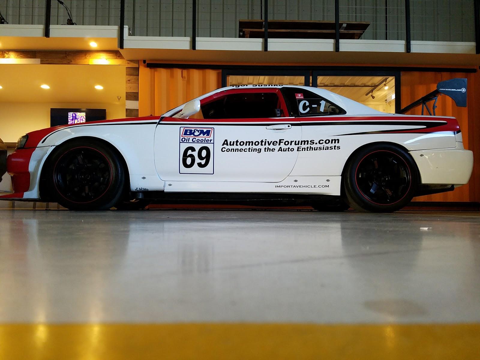 Nissan Skyline GT-R s in the USA Blog: Nissan Skyline GT-R Race Car ...