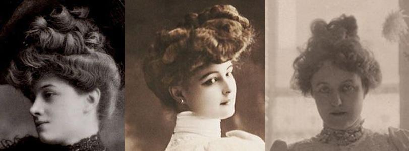 Au Temple Des Modes Tutoriel Coiffure 1905