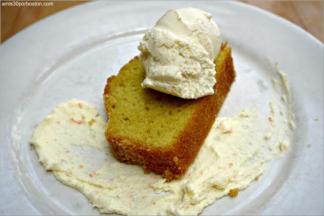 Olive Oil Cake en Viale