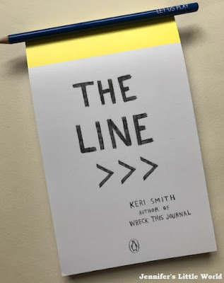 Book review - The Line by Keri Smith