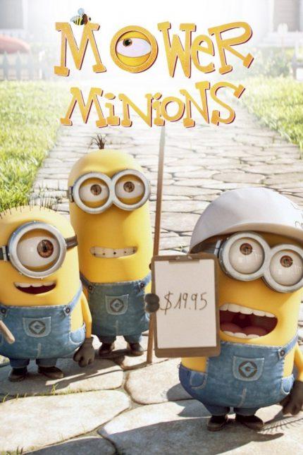 Xem Phim Minions Cắt Cỏ 2016