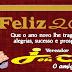 Mensagem de Feliz Ano novo do vereador Jeú Costa