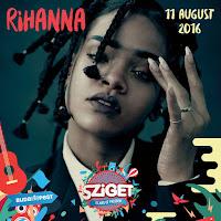 Rihanna, Sziget-fesztivál, zene, Anti, Budapest, Umbrella, Sziget Festival, Anti World Tour