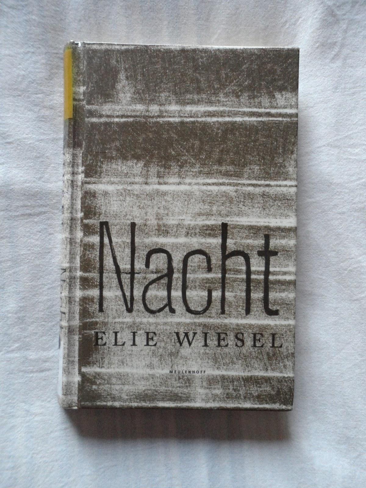 Siskens Place Nacht Elie Wiesel