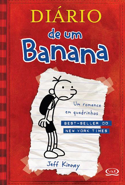 Diário de um Banana Volume 1 Jeff Kinney