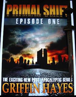 Portada del libro Primal Shift: Episode 1, de Griffin Hayes