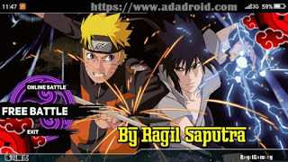 The Ninja Senki by Mohamad Ragil Saputra dan Duikk Chikusudou Apk