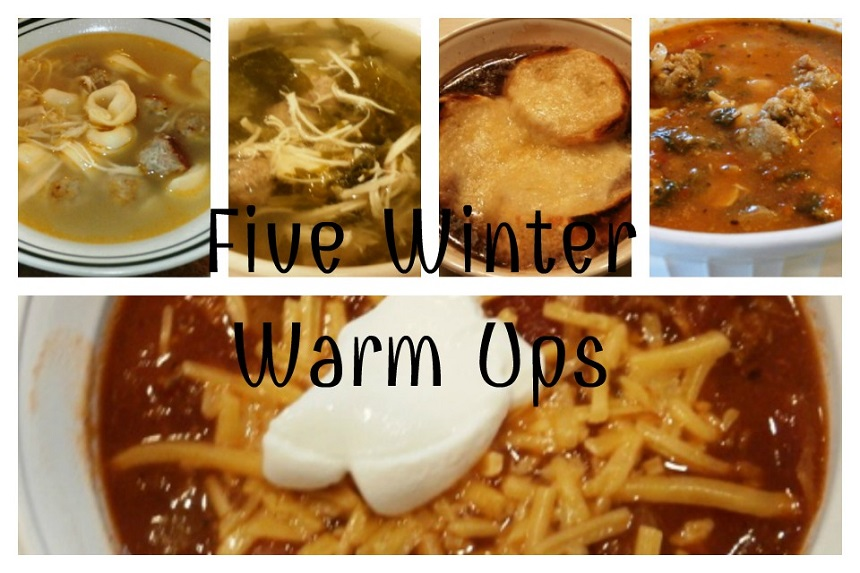 Five Winter Warm-Ups