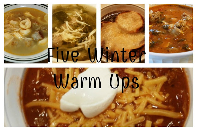 Five Winter Warm-Ups