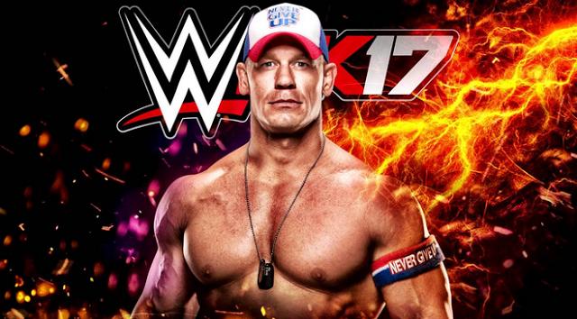 تحميل لعبة WWE 2K17 للكمبيوتر