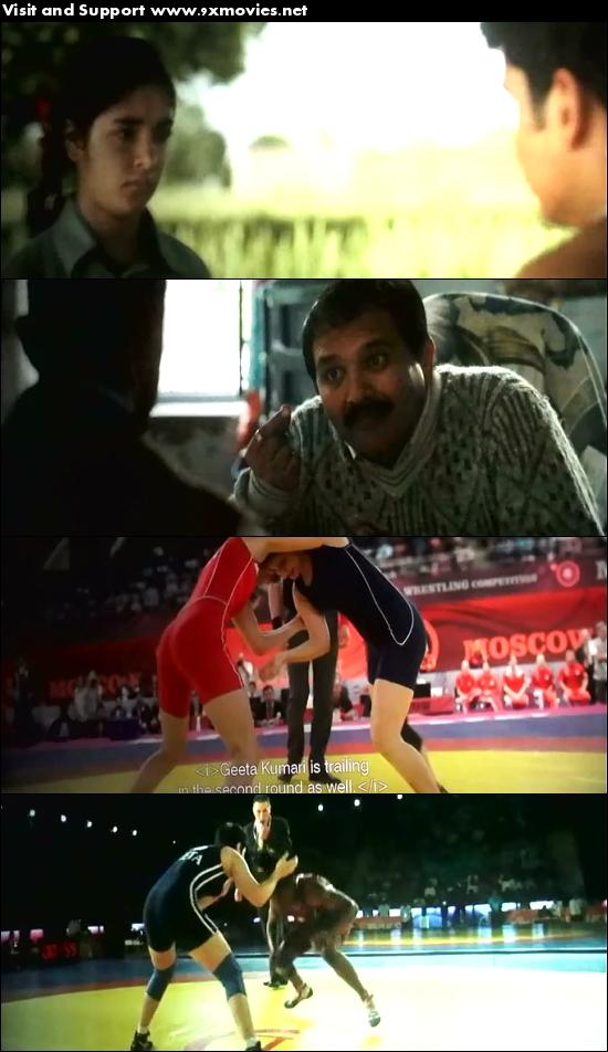 Dangal 2016 Hindi DVDScr x264 700MB