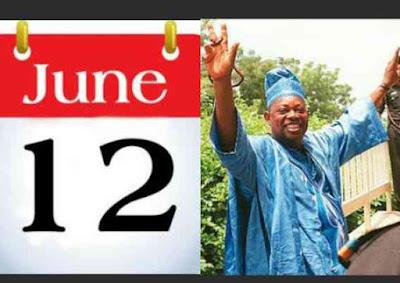 June 12 Abiola