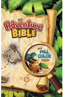 adventure bible cover