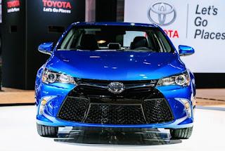 2016 Toyota Camry SE Special Edition Exterior
