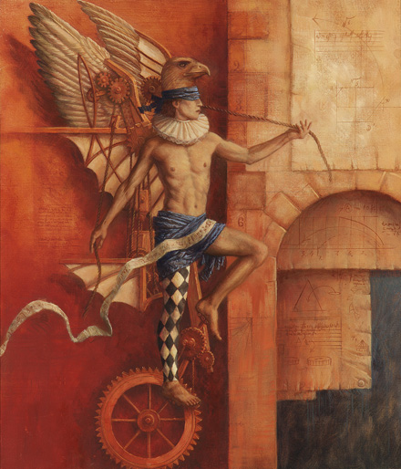 Flight by Jake Baddeley, 2000