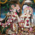 Sri Sri Radha Vrindavana Chandra Darshan [Sri Krishna and Srimati Radha Rani] as on 14/May/2014