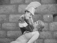 "Кадр из фильма Чарли Чаплина ""Пародия на Кармен"" / Burlesque on Carmen (1916) - 13"