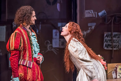 Cole Porter: Kiss me Kate - Quirijn de Lang, Stephanie Corley - Opera North (Photo: Tristram Kenton)