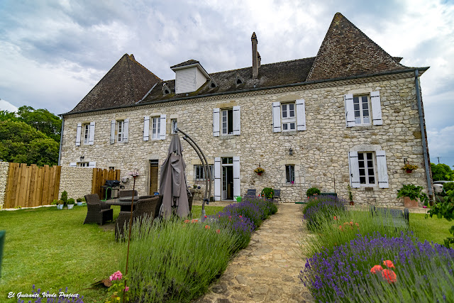 L'Ostal en Perigord - Velines, Francia por El Guisante Verde Project