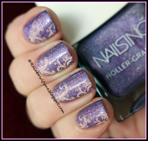 Nails Inc. ~ Get Out Of My Space