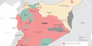 Το παίγνιο υψηλού ρίσκου της πολύ απομονωμένης Τουρκίας στη Συρία