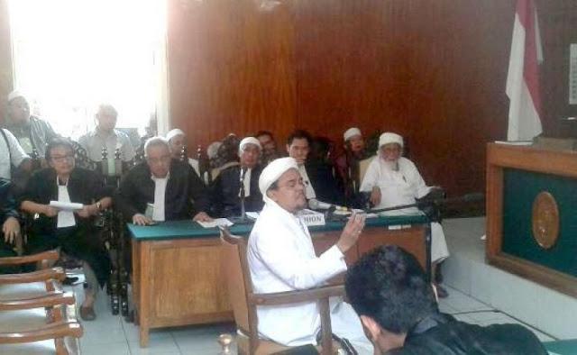 Polisi : Habib Rizieq Juga akan Di Periksa Setibanya di Jakarta