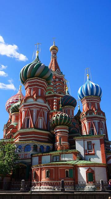 Изображение Храма Василия Блаженного - главного храма России
