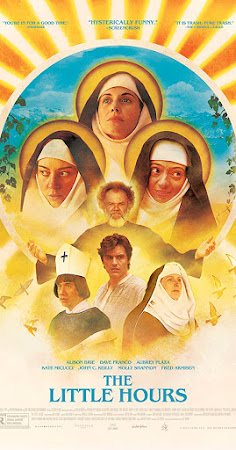 Poster Of Hollywood Film Watch Online The Little Hours 2017 Full Movie Download Free Watch Online 300MB