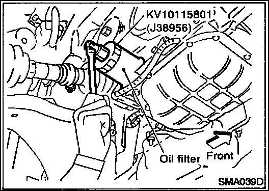 oil filter nissan maxima