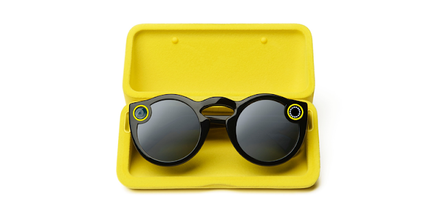 What are Snap's Spectacles? Review and first look from android authority